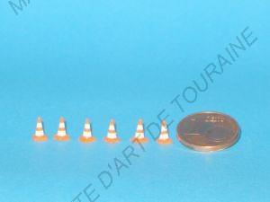 Boutique maquettes trains lectriques accessoires pour train miniature ho 1 87 diorama - Cone de lubeck ...
