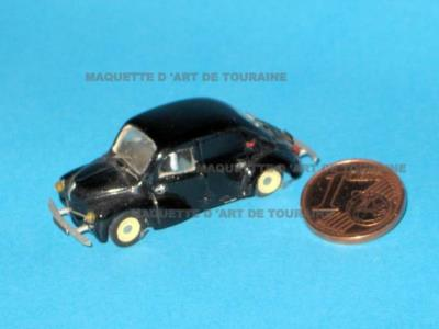 RENAULT 4 CV AFFAIRES  1954